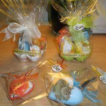 Decoupage Anhänger Ostern Geschenk