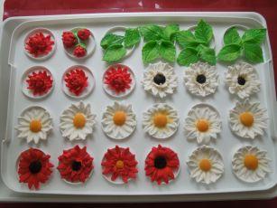 Fondant Blumen