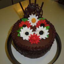 Ganache Torte fertig