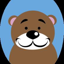 Grübchenbär
