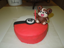 Pokemon Torte