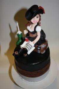 Fertige Piratinnen-Torte1
