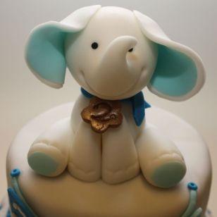 Elefant Closeup