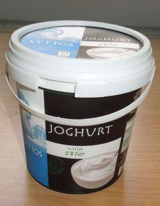 Joghurtkübel