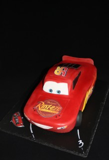Cars Torte Lightning McQueen