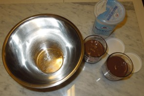 Zutaten Nutella Mascarpone Fuellung